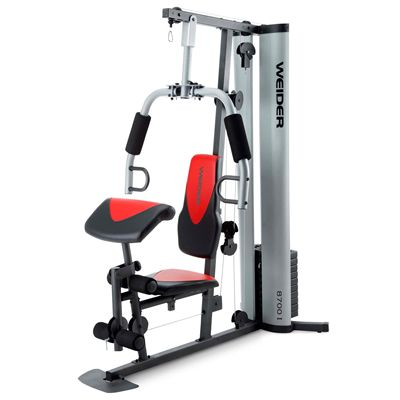 Weider 8700 Multi Gym - Main