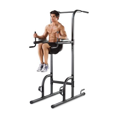 Weider Power Tower - In Use