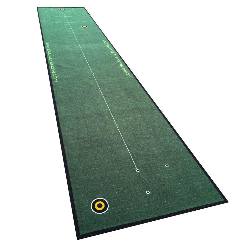 Welling Putt 5m X 95cm Ultimate Fitting Golf Putting Mat