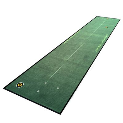 Welling Putt 5m x 95cm Ultimate Fitting Golf Putting Mat - Angled2