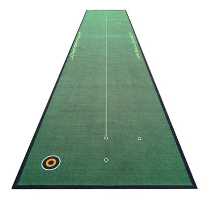 Welling Putt 5m x 95cm Ultimate Fitting Golf Putting Mat - Front