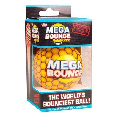 Wicked Mega Bounce XTR Ball - Yellow - Box