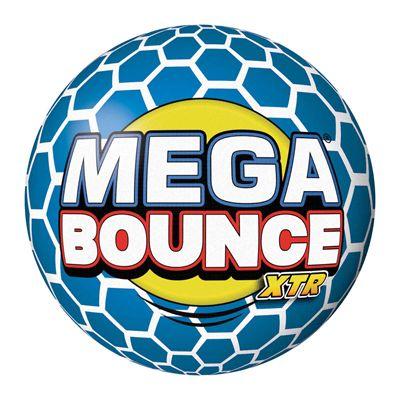 Wicked Mega Bounce XTR Ball - YellowWicked Mega Bounce XTR Ball - Blue