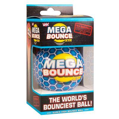 Wicked Mega Bounce XTR Ball - YellowWicked Mega Bounce XTR Ball - Box