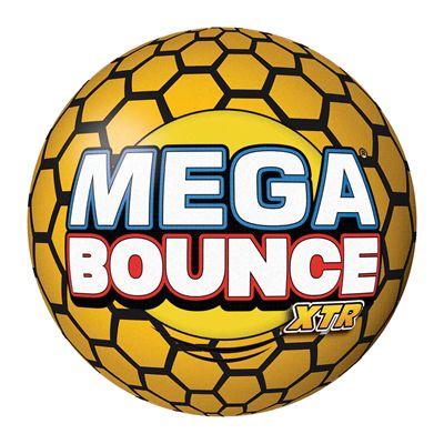 Wicked Mega Bounce XTR Ball - YellowWicked Mega Bounce XTR Ball - Yellow