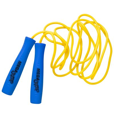Wicked Mega Jump Double Skipping Rope - Red - Box - Blue