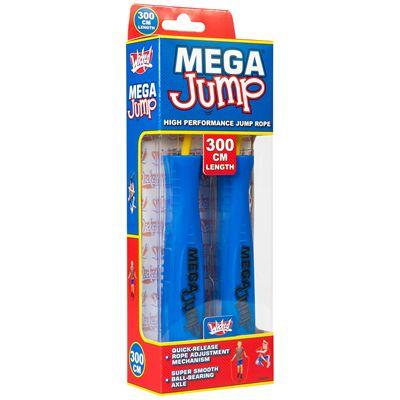 Wicked Mega Jump Single Skipping Rope - Blue - Box