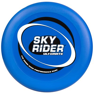 Wicked Sky Rider Ultimate Flying Disc - Blue