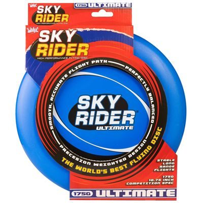 Wicked Sky Rider Ultimate Flying Disc - Blue - Box
