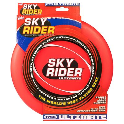 Wicked Sky Rider Ultimate Flying Disc - Red - Box