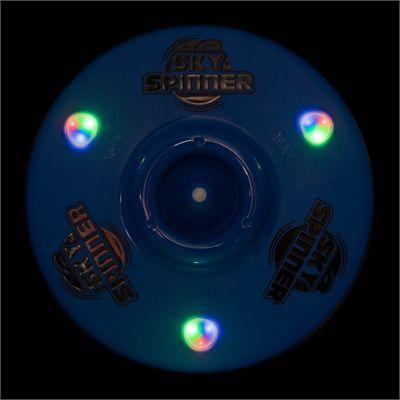 Wicked Sky Spinner Ultra LED Trick Disc - Blue - Dark