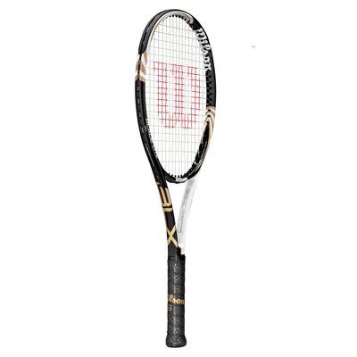 Wilson Blade Lite BLX Tennis Racket - Sweatband com