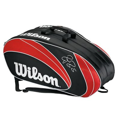 Wilson Federer 12 Pack Racket Bag