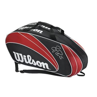Wilson Federer 6 Pack Racket Bag