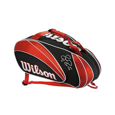 Wilson Federer 9 Pack Racket Bag