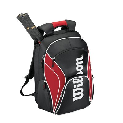 Wilson Federer Backpack Front View