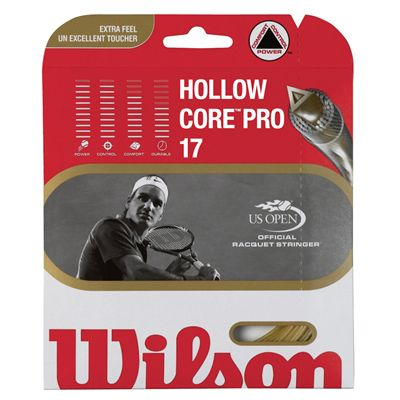 Wilson Hollow Core Pro 17 Tenis String Set