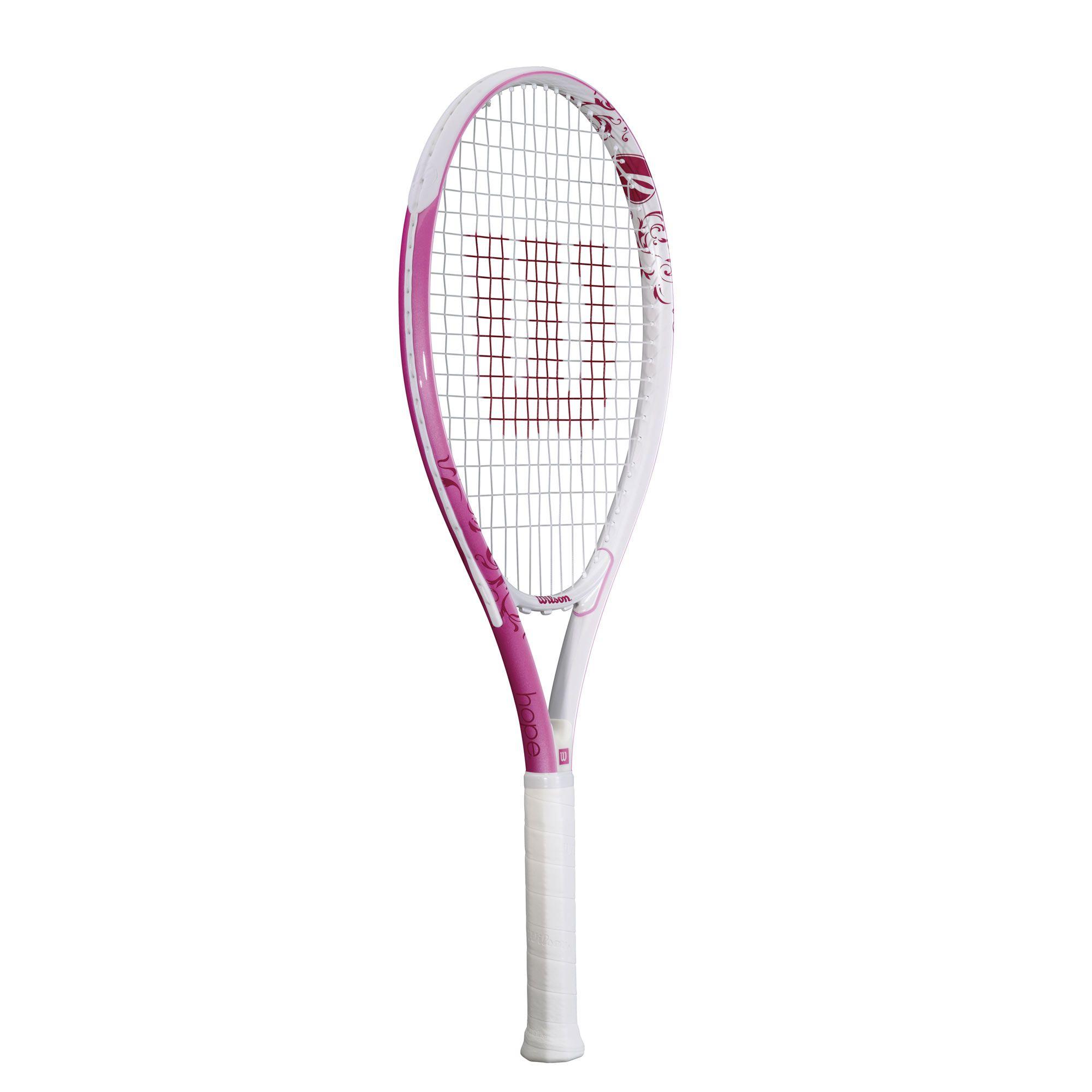 Wilson Hope Tennis Racket Ss14 Sweatband Com