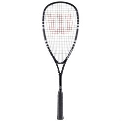 Wilson Hyper Hammer 120 PH Squash Racket - Black