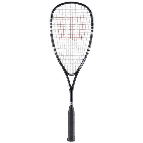 Wilson Hyper Hammer 120 PH Squash Racket - Black