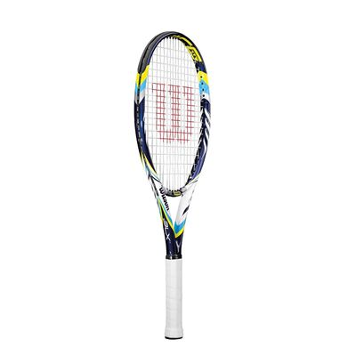 Wilson Juice 108 BLX Tennis Racket - Side View