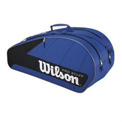Wilson Pro Staff 6 Pack Racket Bag