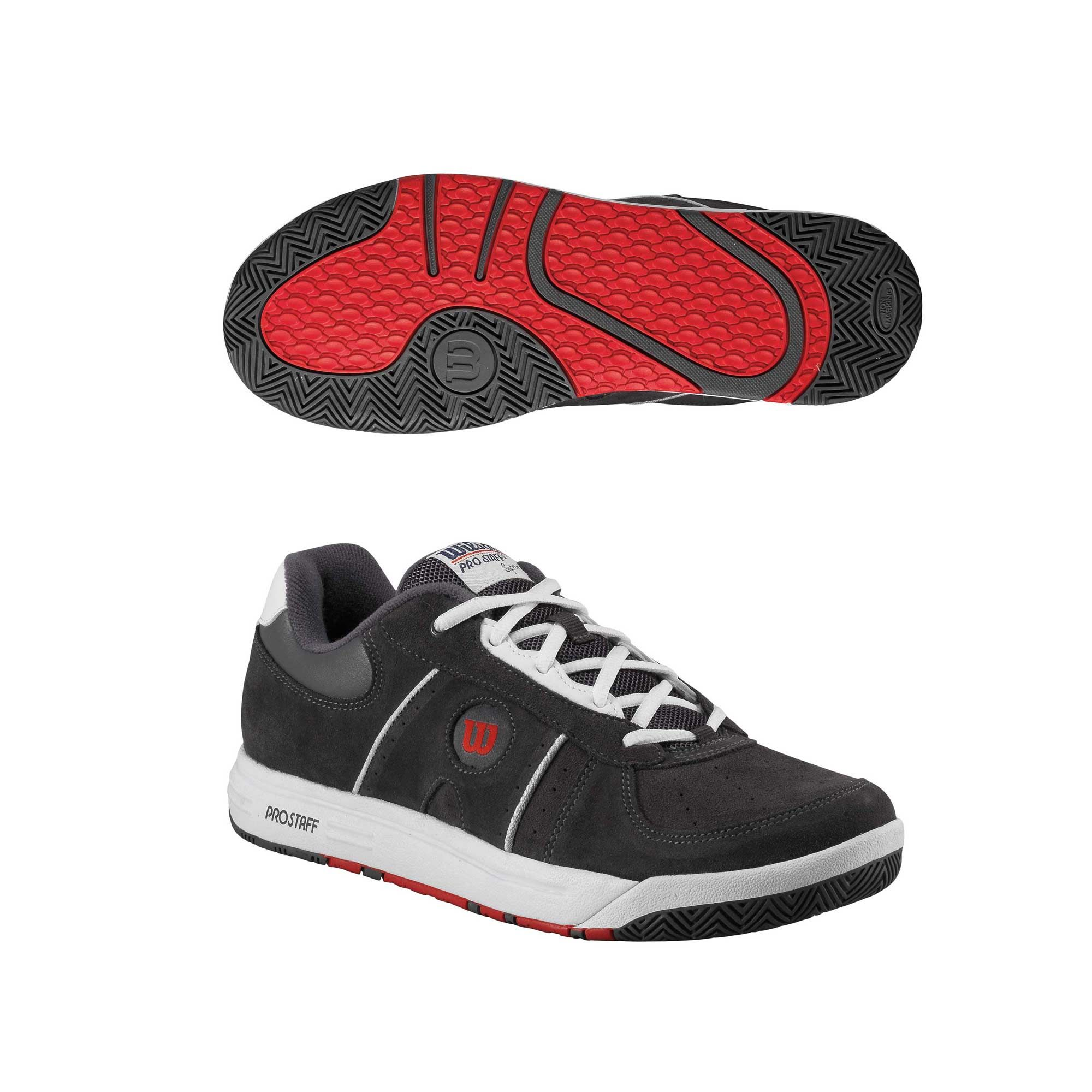 wilson pro staff classic supreme mens tennis shoes