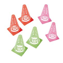 Wilson Tennis Safety Cones