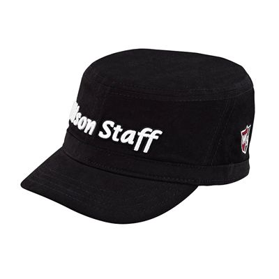 Wilson Staff  FG Tour Engineer Cap Black