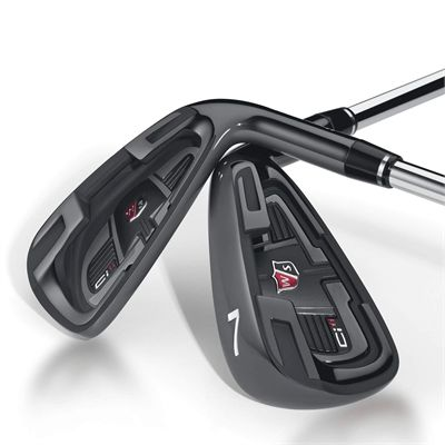 Wilson Staff Ci11 Irons Steel - First View