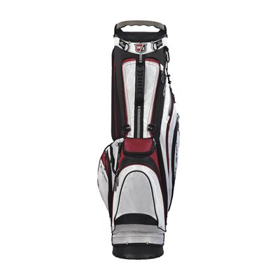 Wilson Staff Ionix Carry Bag Closed Handle View