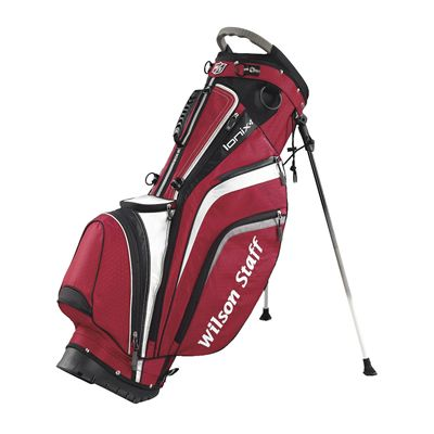 Wilson Staff Ionix Carry Bag Red