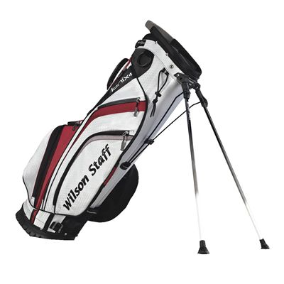 Wilson Staff Ionix Carry Bag White