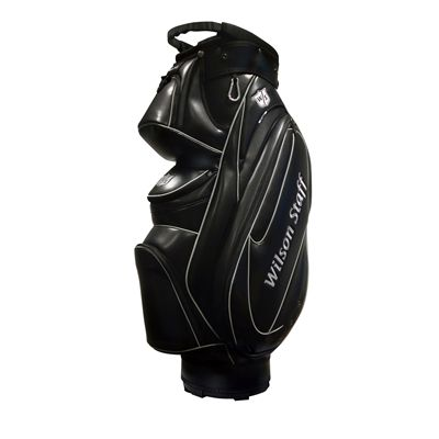 Wilson Staff Performance Cart Bag Black