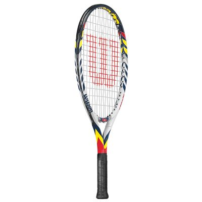 Wilson Steam 21 Junior Tennis Racket