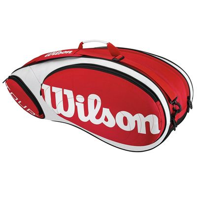 Wilson Tour 6 Pack Racket Bag