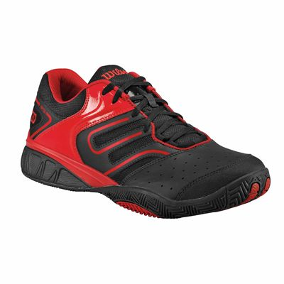 Tour Construkt Mens Black Red
