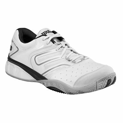 Tour Construkt Mens White Silver Black