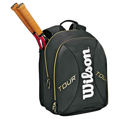 Wilson Tour Juice Backpack - Black