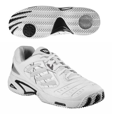 Tour Vision II Womens White Black