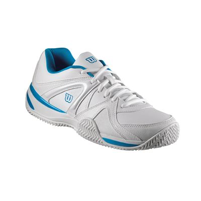 Wilson Trance Impact Ladies Tennis Shoes Cyan Front