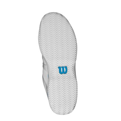Wilson Trance Impact Ladies Tennis Shoes Cyan Sole