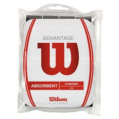 Wilson Advantage Overgrip - 12 Pack