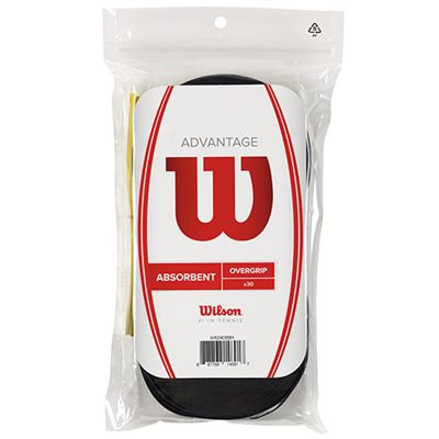 Wilson Advantage Overgrip - 30 Pack