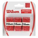 Wilson Advantage Overgrip - 3 Pack - Red