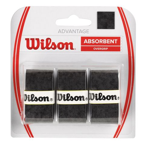 Wilson Advantage Overgrip - 3 Pack