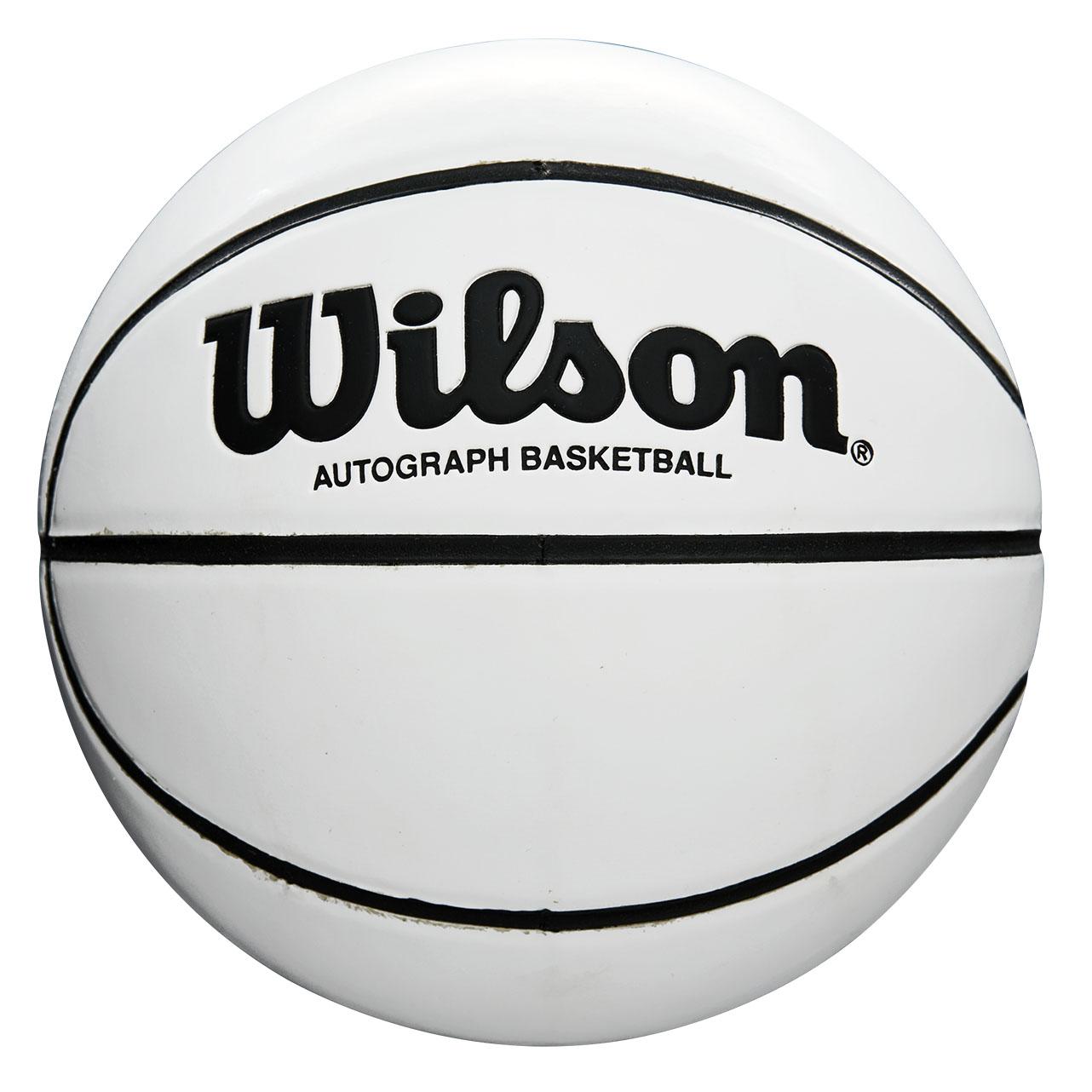 Wilson Autograph Mini Basketball