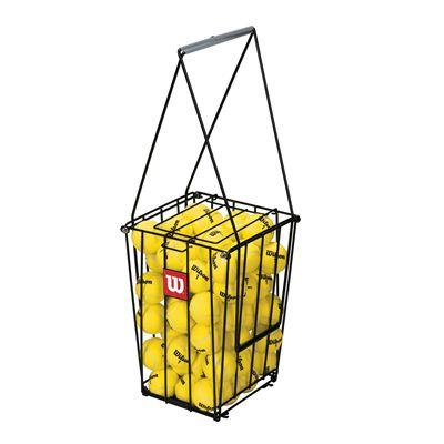 Wilson Ball PickUp 75 Ball Basket - Folded