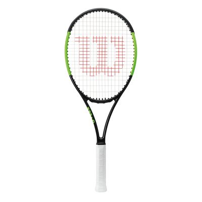 Wilson Blade 101 L Tennis Racket-front