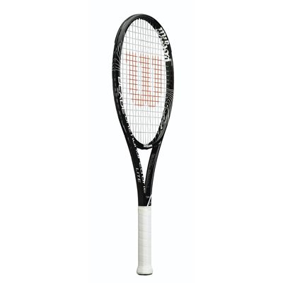 Wilson Blade 101L Tennis Racket - Side View